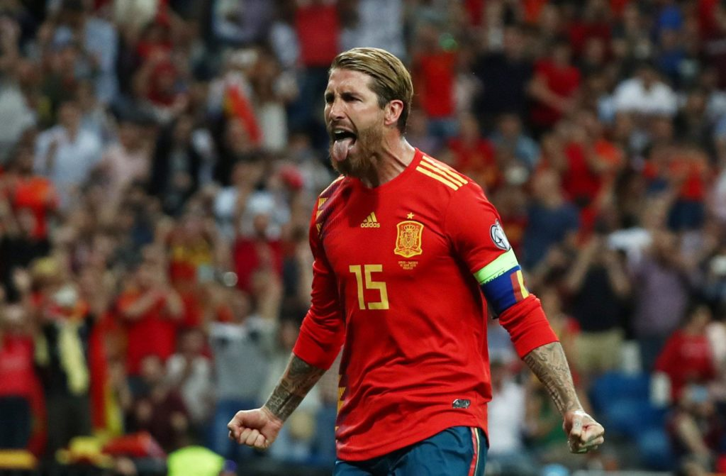 Sergio Ramos says Spain were 'thrilled' with their latest Euro 2020 qualifying win over Sweden as they extended their perfect start.