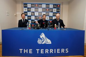 Huddersfield will be looking to bring in up to five new signings in this transfer window, chief executive Julian Winter has confirmed.