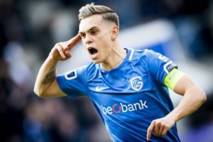 Belgian winger Leandro Trossard will undergo a medical today before putting pen-to-paper on a five-year deal with Brighton.