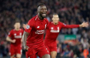 Naby Keita wants to improve after an inconsistent first season at Liverpool and believes Jurgen Klopp will get the best out of him.