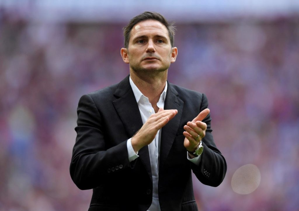 Didier Drogba has revealed Frank Lampard is in talks with Chelsea and believes he will be named as the club's new manager sooner rather than later.