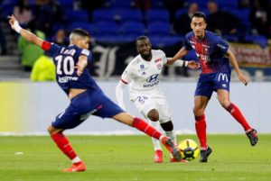Tottenham have been told they will have to pay £63million to have any chance of signing Lyon's Tanguy Ndombele this summer, reports claim.