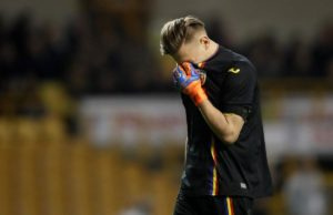 Goalkeeper Ionut Radu has confirmed that he would be 'happy' to stay put with Genoa for another season.