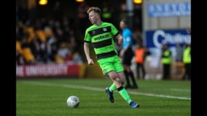 Huddersfield boss Jan Siewert is reportedly hoping to add Forest Green Rovers defender Nathan McGinley to his squad this summer.