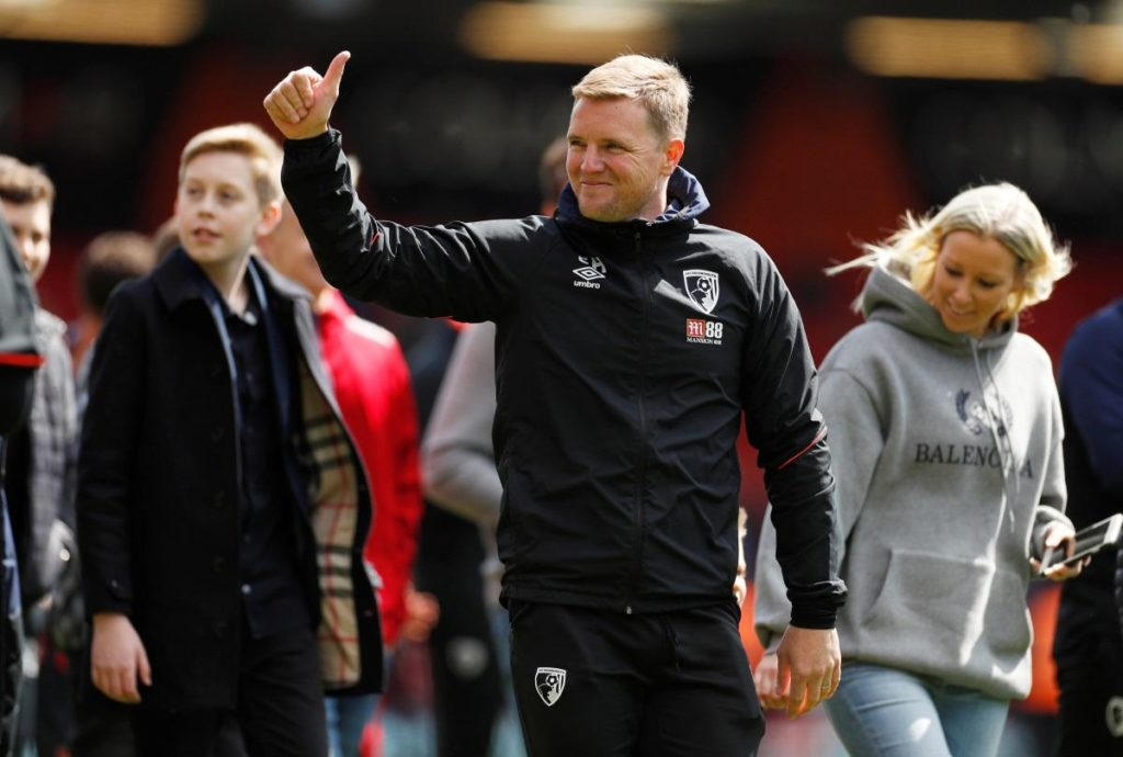 Brett Pitman says Bournemouth are very lucky to have Eddie Howe and he cannot understand some of the criticism that came his way.