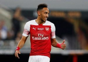 Pierre-Emerick Aubameyang is being linked with a shock Arsenal exit this summer as the Gunners try to raise transfer funds.