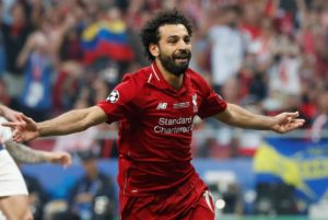 Liverpool forward Mohamed Salah should move to Barcelona in order to become the best player in the world, Samuel Eto'o has said.