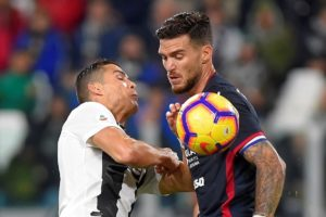Defender Luca Ceppitelli has signed a new contract extension to keep him at Cagliari until summer 2021.