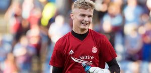 Norwich have signed Scotland youth goalkeeper Archie Mair on a 'long-term contract' from Aberdeen.