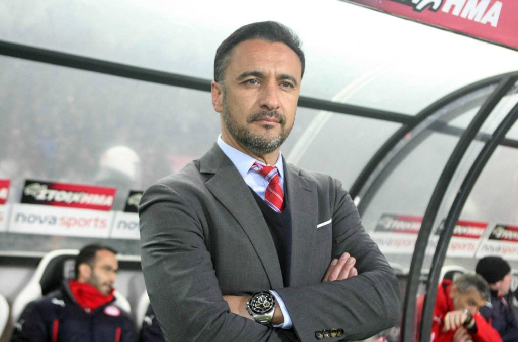 Shanghai SIPG manager Vitor Pereira is happy where he is.