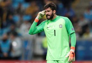 Brazil international Alisson has called on his team-mates to maintain their focus after reaching the semi-finals of the Copa America.