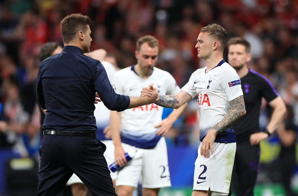 Kieran Trippier may well miss Tottenham's pre-season tour to Asia in order to finalise a move to Atletico Madrid, reports claim.