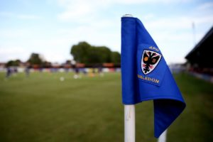 AFC Wimbledon have agreed to refer to the MK Dons by their correct name amid a long-running row between the two clubs.