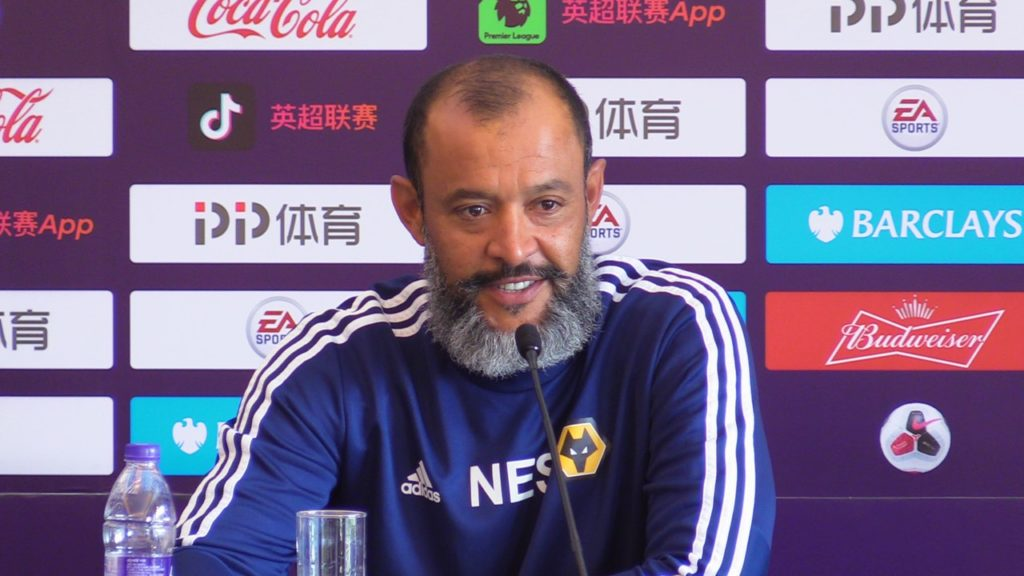 Nuno Espirito Santo says Wolves will return to England in better shape after winning the Premier League Asia Trophy.