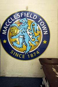Macclesfield have signed defender Eddie Clarke on loan from Fleetwood.