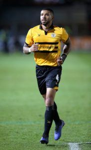 Midfielder Joss Labadie has signed a two-year contract extension with Newport.
