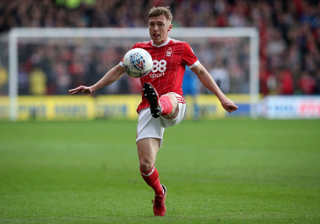 Nottingham Forest midfielder Ben Osborn is on the verge of signing for Sheffield United for a fee close to £3million.