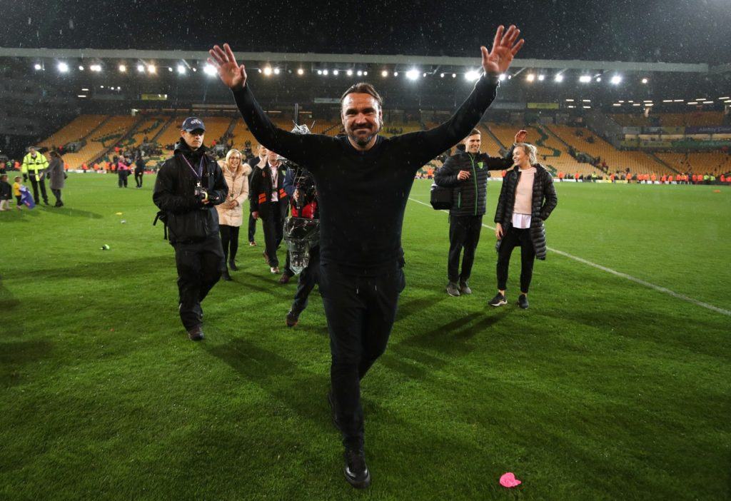 Daniel Farke admits Norwich City are favourites to come last in the Premier League and they cannot compete with Aston Villa's spending.