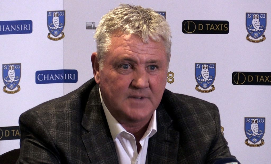 Newcastle are expected to confirm Sheffield Wednesday boss Steve Bruce as their new manager by the end of the week.