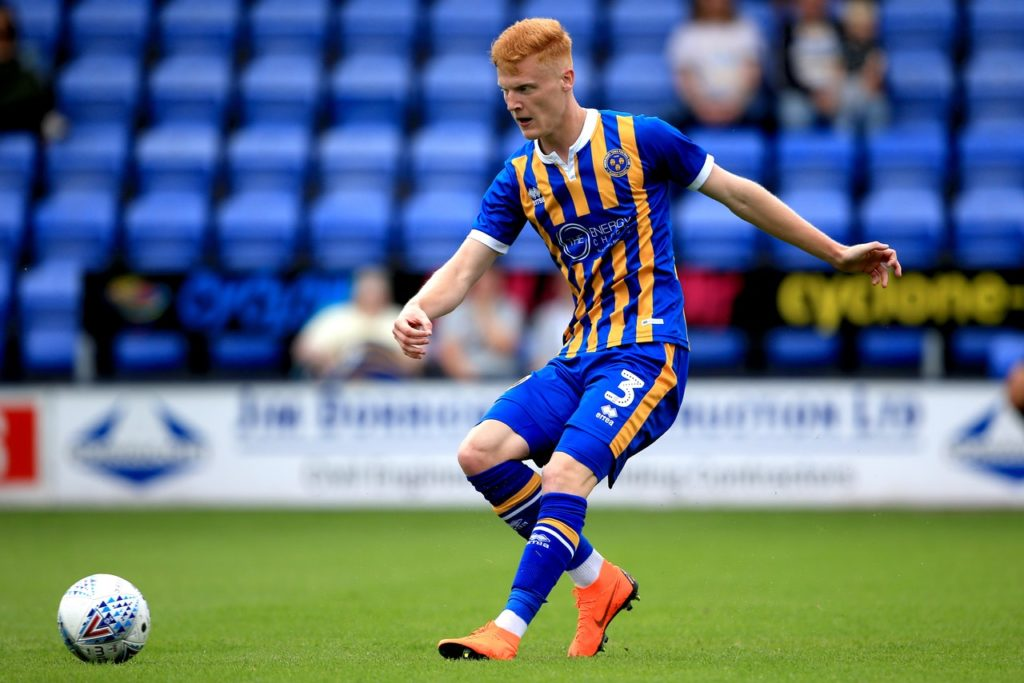 Newport have signed wing-back Ryan Haynes on a two-year deal.