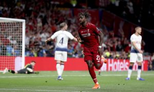 Divock Origi has committed his future to Liverpool after signing a new long-term contract.