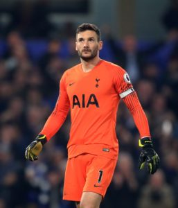 Tottenham's Hugo Lloris says his side have recovered from their Champions League defeat and are ready to kick on again this season.