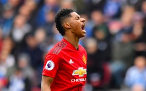 Marcus Rashford is more motivated to get Manchester United back to the top after seeing the success of Manchester City and Liverpool.