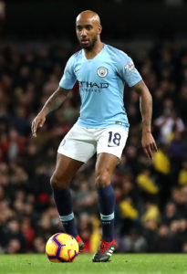 Everton are reportedly one of a number of clubs showing an interest in Manchester City midfielder Fabian Delph.