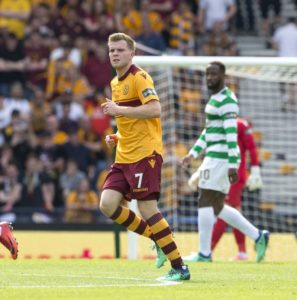Motherwell are prepared to make a formal submission for compensation for developing Chris Cadden after Columbus Crew signed the Scotland international.
