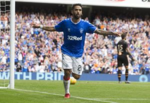 Steven Gerrard has revealed Daniel Candeias is set for the Ibrox exit after the winger admitted he does not want to stay and fight for his Rangers place.