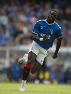 Sheyi Ojo has praised Rangers fans after making his competitive debut for the club on Tuesday.