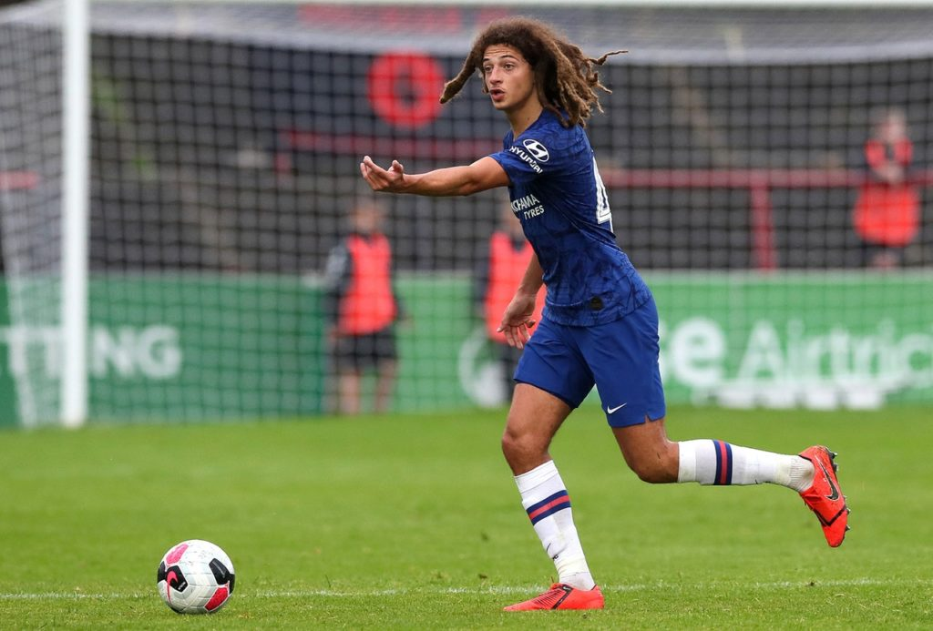 Chelsea youngster Ethan Ampadu has joined Bundesliga outfit RB Leipzig on a season-long loan deal.