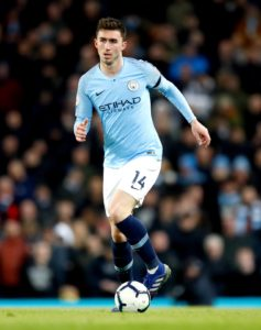 Manchester City's Aymeric Laporte says he expects to keep his place in the team even if the club sign another defender.