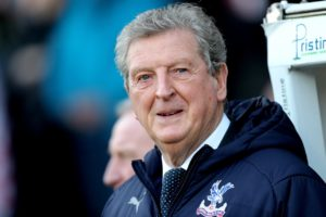 Roy Hodgson is refusing to panic despite a lack of goals.