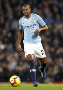 Pep Guardiola isn't ruling out Fernandinho earning himself a new contract at the Etihad despite his advancing years.