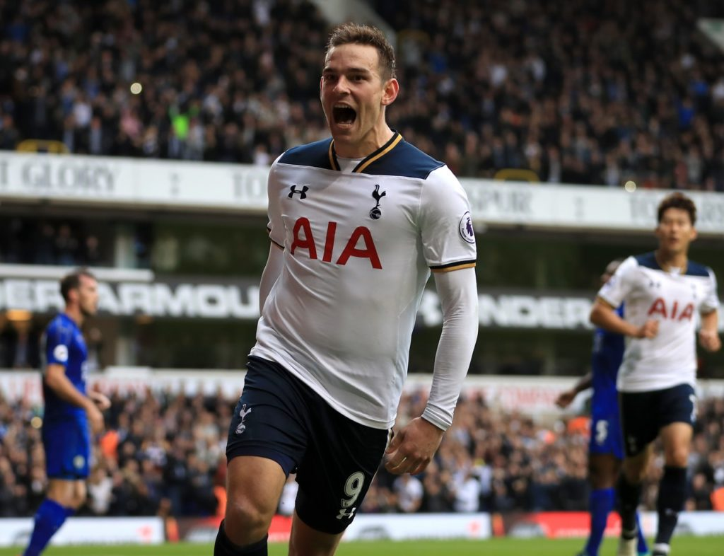 Vincent Janssen has ended his Tottenham nightmare after agreeing a deal to join Mexican side C.F Monterrey.