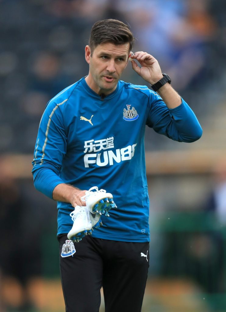 Ben Dawson says the Newcastle players now have some focus and direction following the arrival of new boss Steve Bruce.