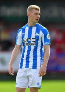 Huddersfield midfielder Lewis O'Brien has signed an improved contract which will keep him at the club until 2022.