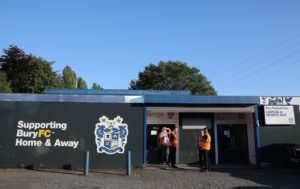 Bury chairman Steve Dale has revealed the cash-strapped club is safe after a company voluntary arrangement was agreed.