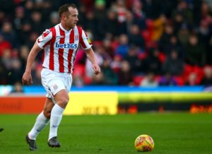 Reading have signed midfielder Charlie Adam on a one-year deal.