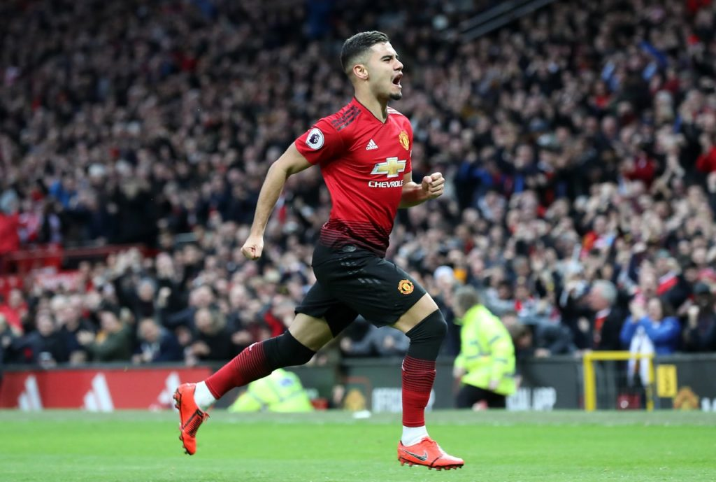 Andreas Pereira is keen to cement a starting spot at Manchester United next season after signing a new deal.