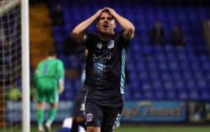 Chris Stokes has signed for Stevenage after quitting cash-strapped Bury.