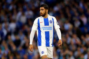 Alireza Jahanbakhsh is ready to try and impress new boss Graham Potter after admitting his debut season at Brighton was 'up and down'.