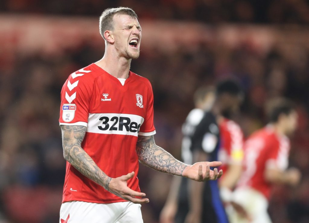 Middlesbrough defender Aden Flint is close to sealing a move to Sky Bet Championship rivals Cardiff, PA understands.