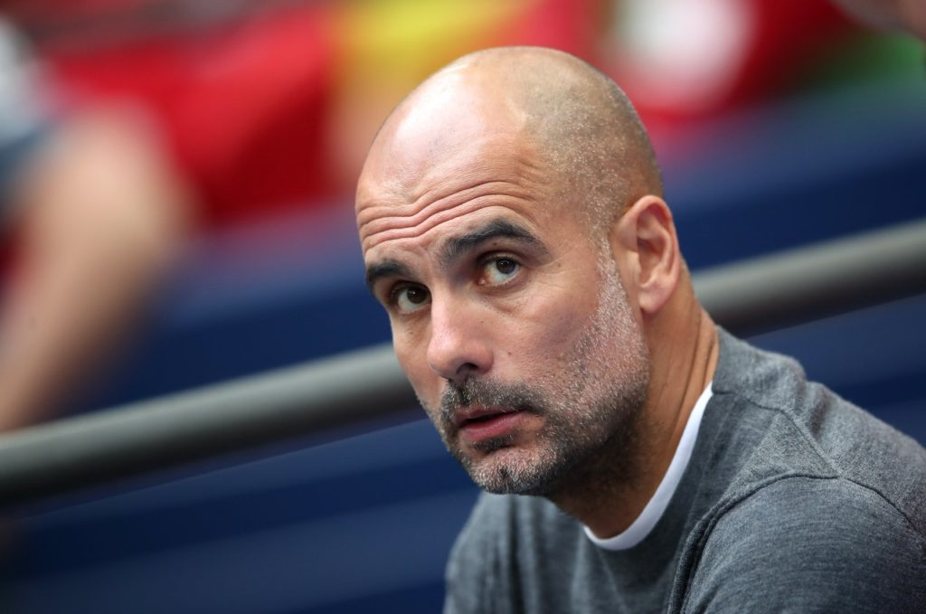 Manchester City boss Pep Guardiola wants VAR consistency.
