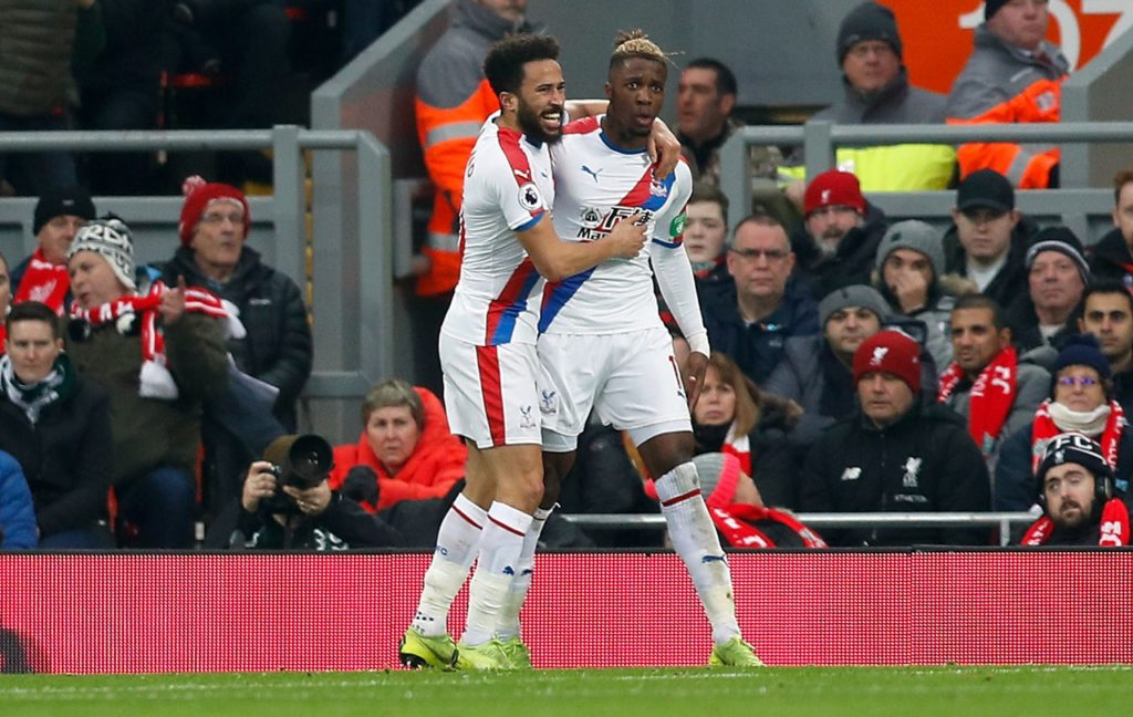 Crystal Palace face a tougher fight to keep hold of winger Wilfried Zaha, with Everton now interested in him this summer.