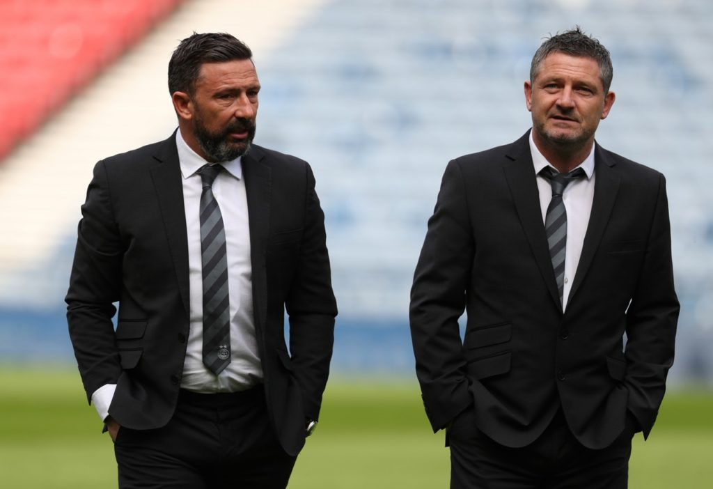 Aberdeen manager Derek McInnes vowed to create more special moments for the club after signing a two-year contract extension.