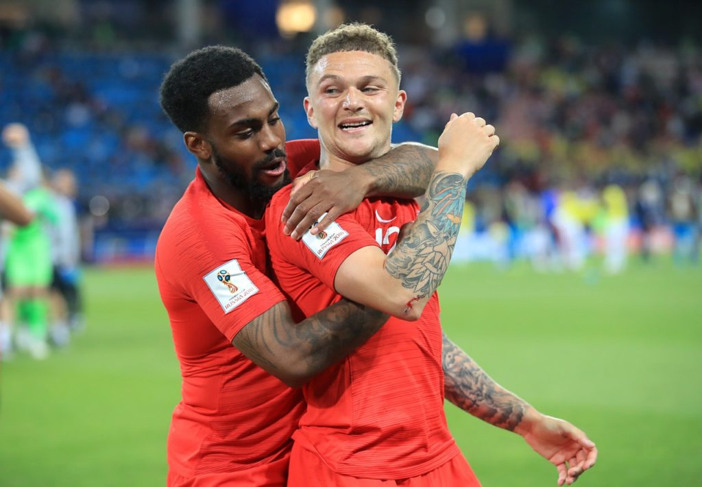 Atletico Madrid have saluted the capture of Kieran Trippier after paying Tottenham £21million for his signature.