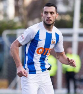 New Kilmarnock boss Angelo Alessio has backed his players to handle the club's return to Europe.