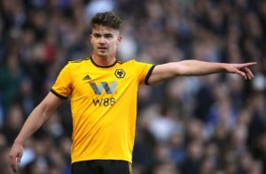 Wolves have completed the permanent signing of midfielder Leander Dendoncker following a season on loan from Anderlecht.